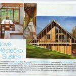 Chalupy Šumava mezi nejhezčími domy roku 2012!